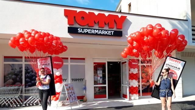 Tommy je otvorio novu poslovnicu: supermarket u Donjem Prološcu