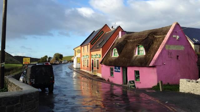 Doolin u Irskoj: Preslatko selo smjestilo se uz Atlantski ocean