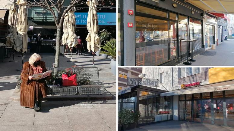 Otvorili kafić, ali prodali samo jednu kavu za van: 'Gosti imaju svoje rituale, čitaju novine'