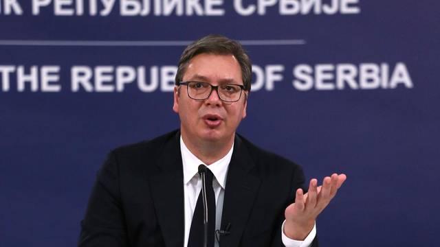 Beograd: Aleksandar Vučić komentirao odlazak Srba na proslavu Oluje