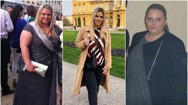 Izgubila više od 40 kilograma, a trenira svaki dan: Sretna sam