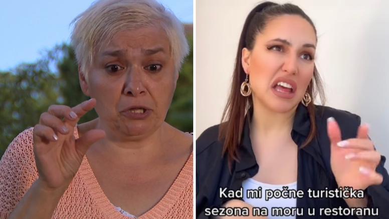 VIDEO Lana Jurčević imitirala Bahru: 'Kad mi počne sezona! Little, little English sprechen...'
