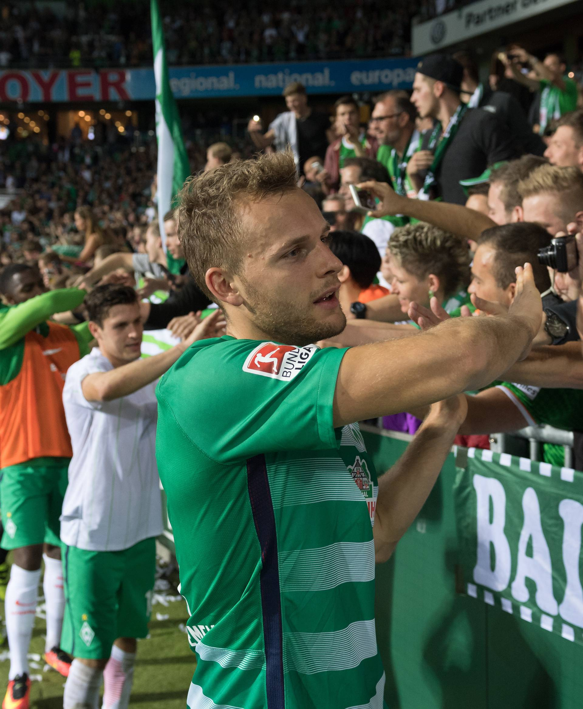 GER, 1.FBL, Werder Bremen vs VFL Wolfsburg