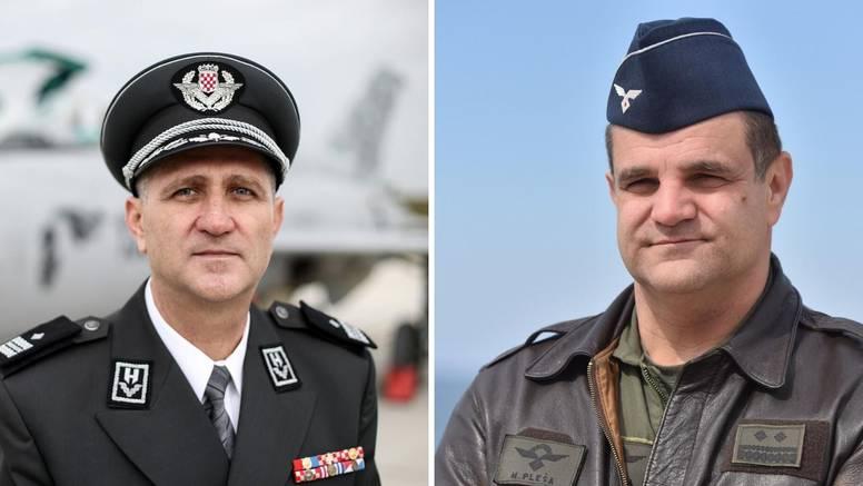 Afera municija: Razriješili su i umirovili zapovjednike HRZ-a