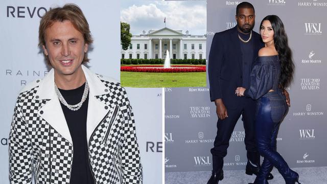 'Moguće je. Kanye će biti naš predsjednik, a Kim prva dama'