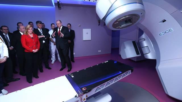 Američki veleposlanik posjetio kliniku u kojoj je bila Kolinda
