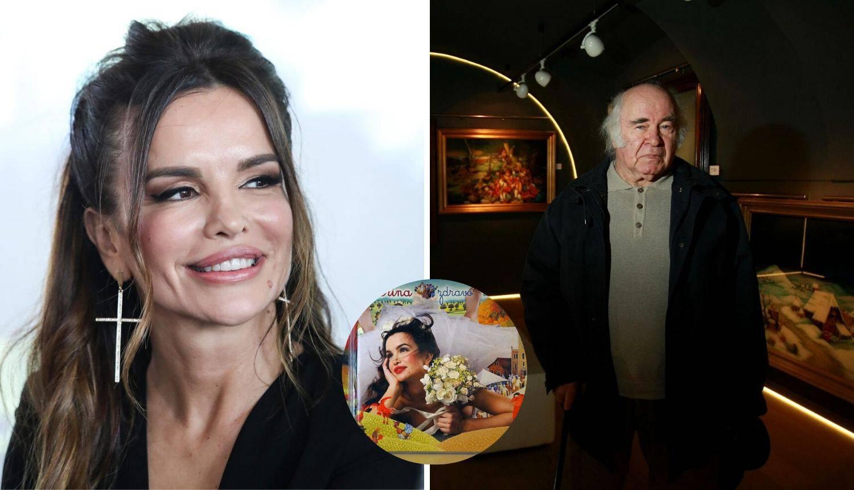 Slikar Kovačić: 'Severina je za album pokrala moje radove...'