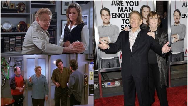 Otišao tata Costanza: Glumio u Seinfeldu, sin mu je Ben Stiller