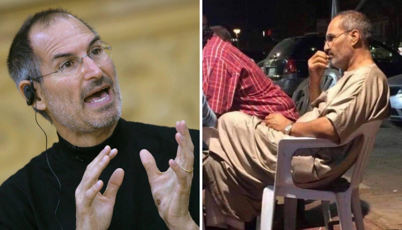 Steve Jobs lažirao svoju smrt? 'U Egiptu je, ovdje je i dokaz!'