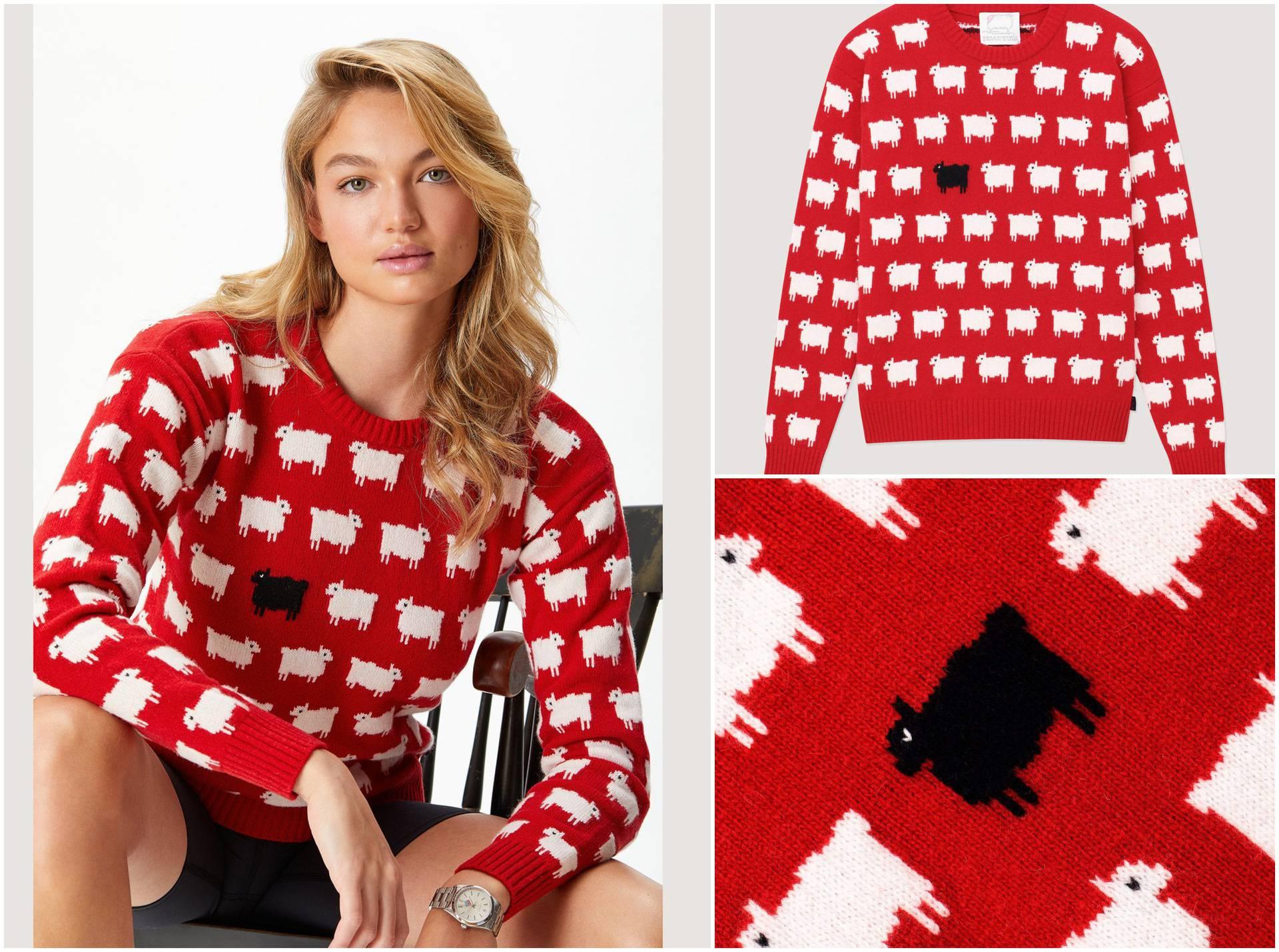 Dianin džemper