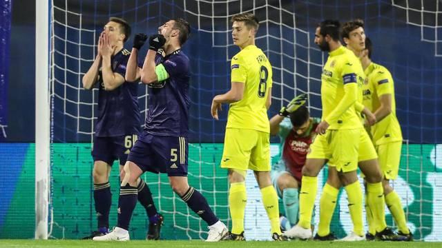 Dinamo i Villarreal sastali se u četvrtfinalu Europa lige