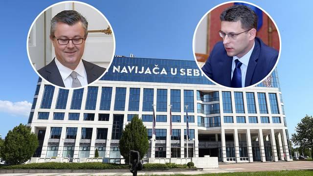 Oteli HDZ-u: Most i Orešković preuzeli hrvatske ključeve Ine