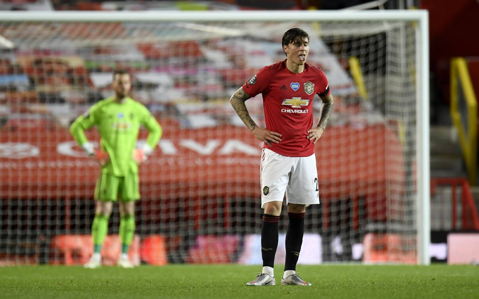 Manchester United v Southampton - Premier League - Old Trafford