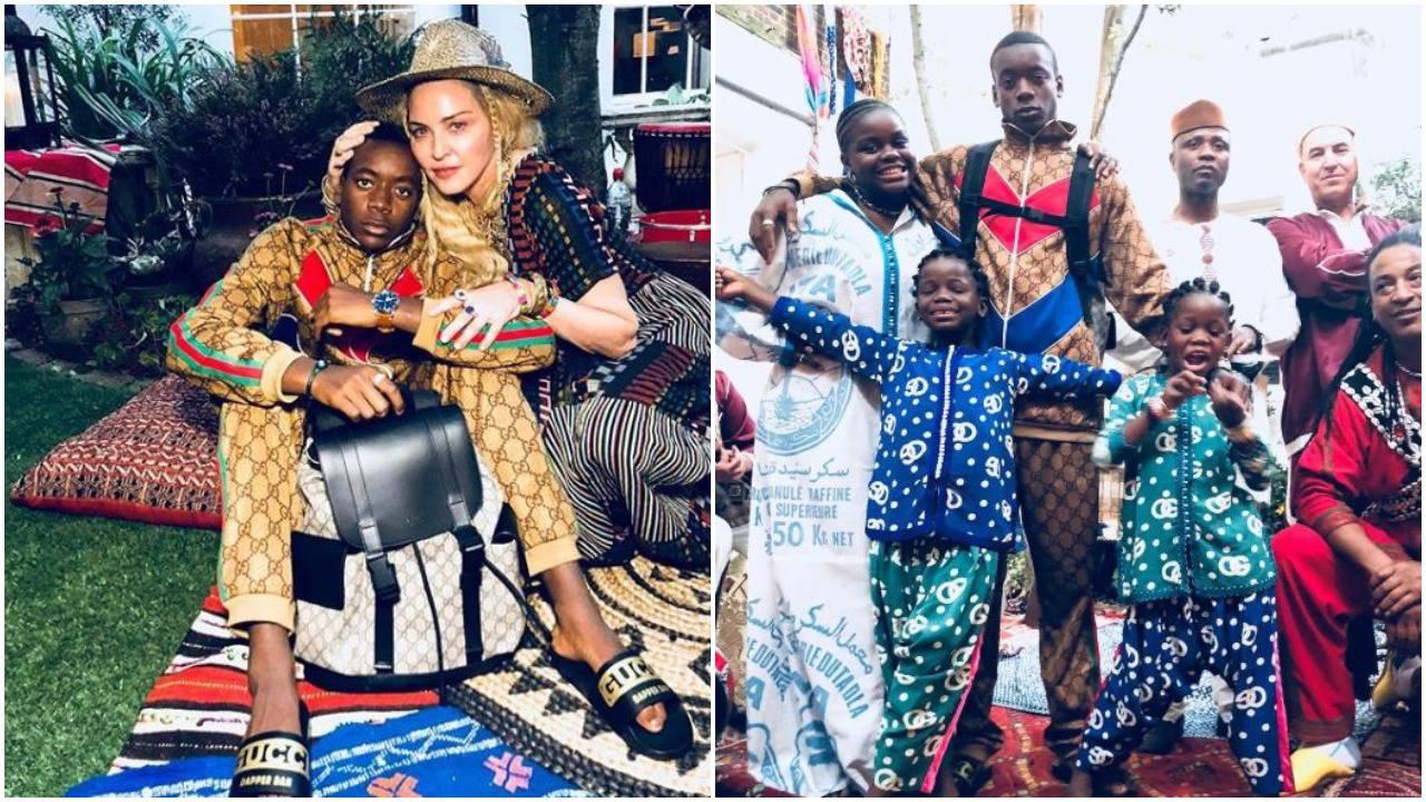 Gucci za ročkas: Madonna ne štedi kada su djeca u pitanju