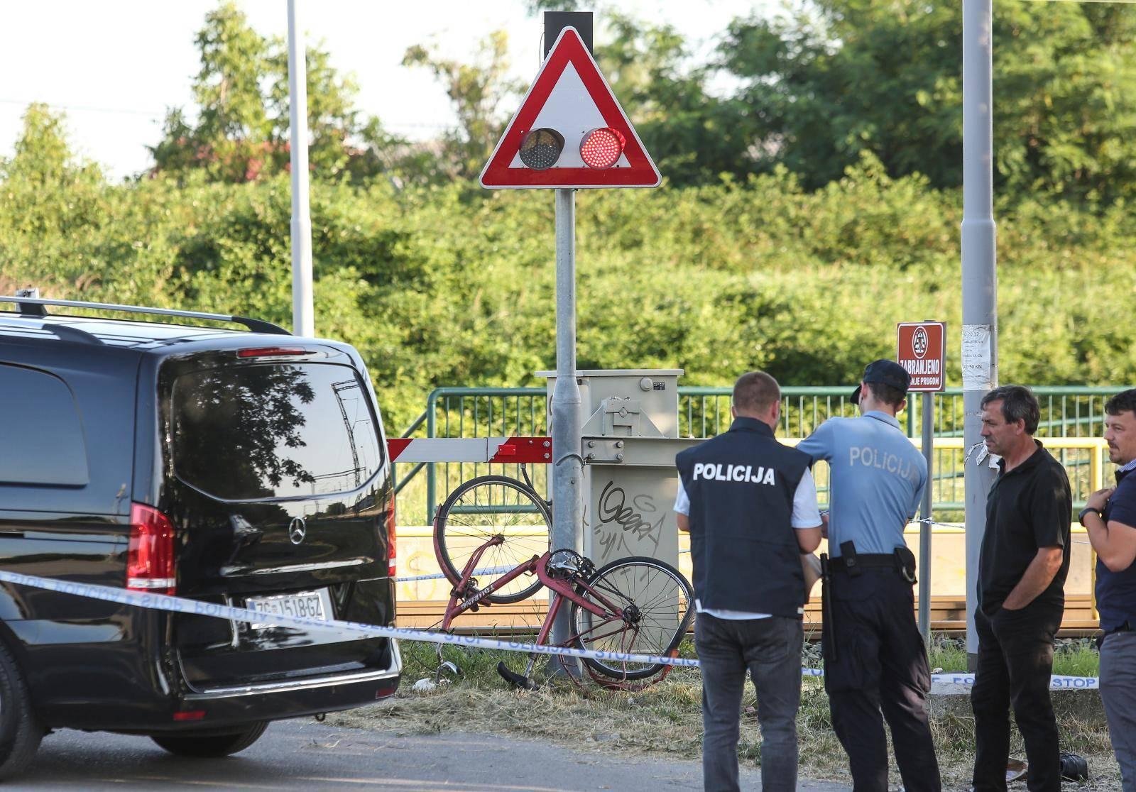 Vlak naletio na biciklista blizu Trnave: Smrtno je stradao...