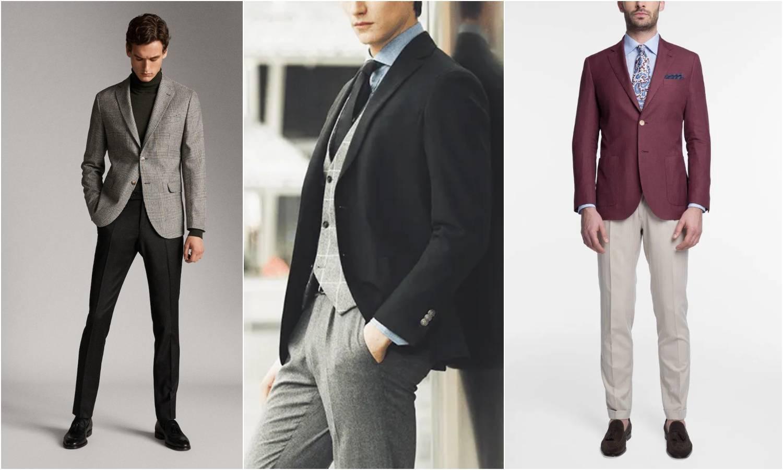 Broken suit: Kako kombinirati sakoe i hlače različitih odijela