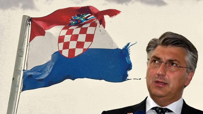 Plenković otvara šampanjac dok prati rasulo u SDP-u, raspad DP-a i kadrovske afere u Možemo!