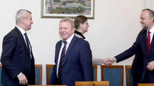 Zagreb: Janusz Wojciechowski na sastanku sa saborskim Odborom za poljoprivredu