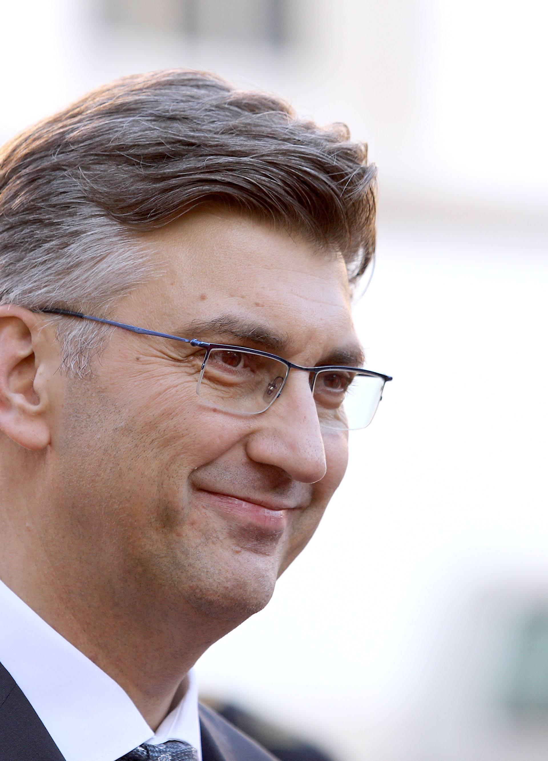 Zagreb: Plenković predsjednika Vlade Slovačke Petera Pellegrinija