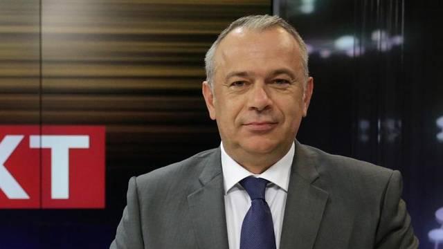 Zoran Šprajc je u samoizolaciji