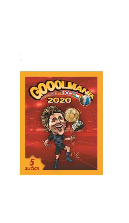 Sličice GOOOLMANIA 2020. na kioscima iNovina za samo 4kn!