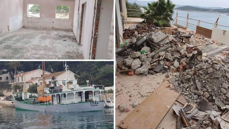FOTO Ovako Mađari ruše i grade na Smokvici, otoku kojim je nekad gospodario Ivica Todorić