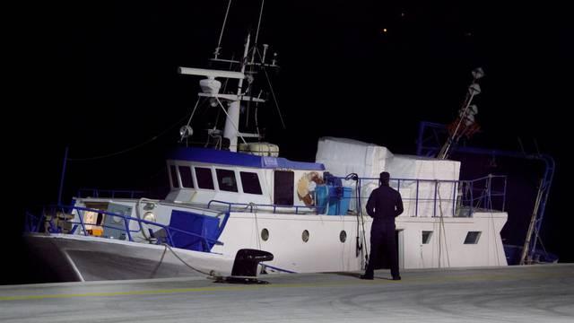 Talijani opet u našim vodama: Ribaricu ulovili kod Palagruže