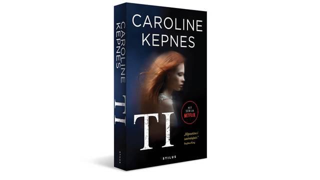 """Stilusova hit knjiga TI, prema kojoj je snimljena jeziva serija """"You"""", stigla je u knjižare"""