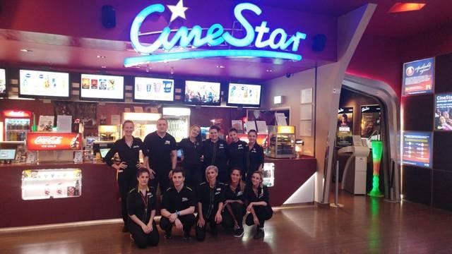 CineStar kina posjetilo 85 000 posjetitelja u jednom danu