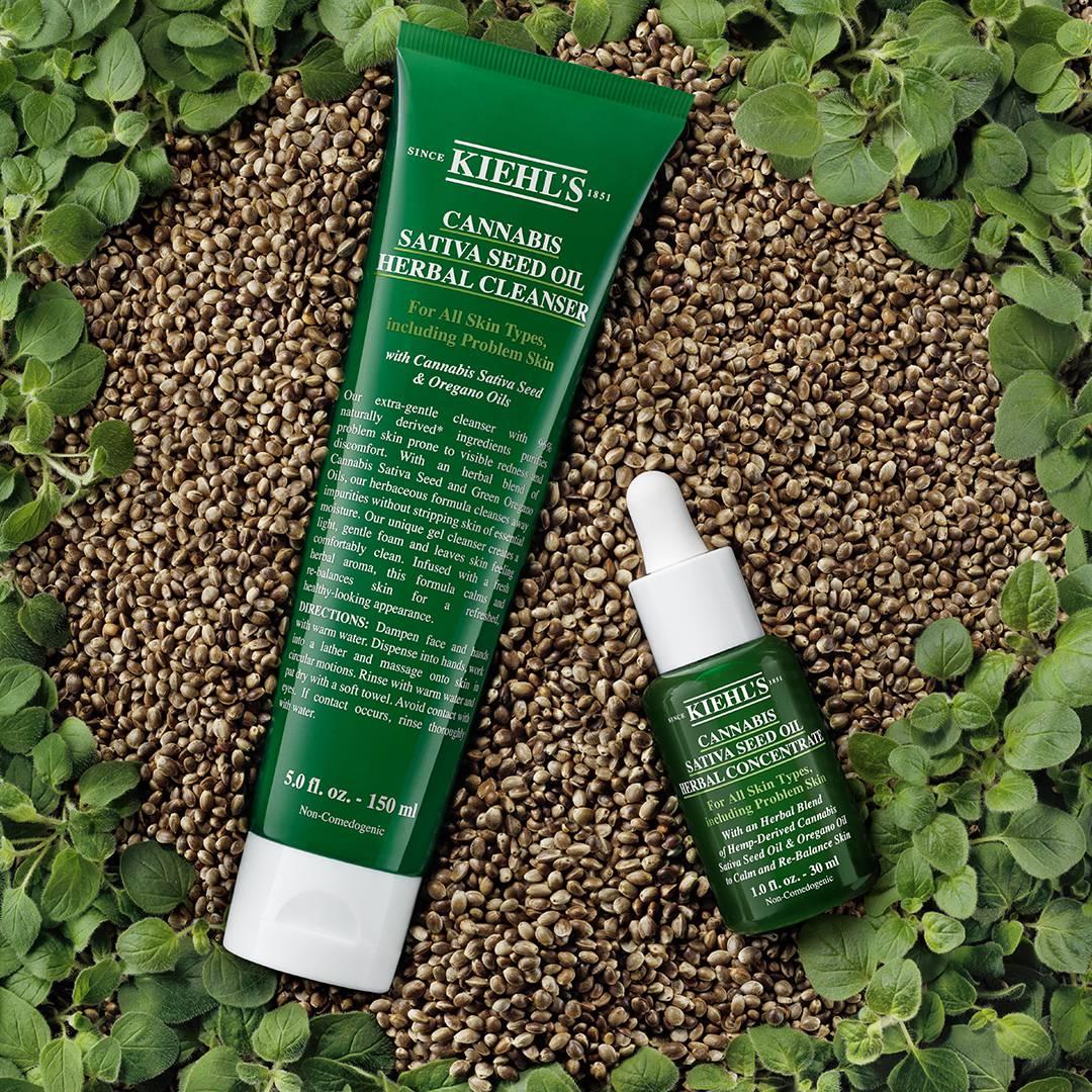 Kiehl's Cannabis Sativa Seed Oil Herbal