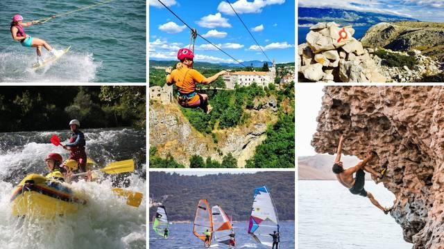 Veliki vodič za adrenalinske izlete diljem hrvatske obale: Evo što možete raditi na odmoru