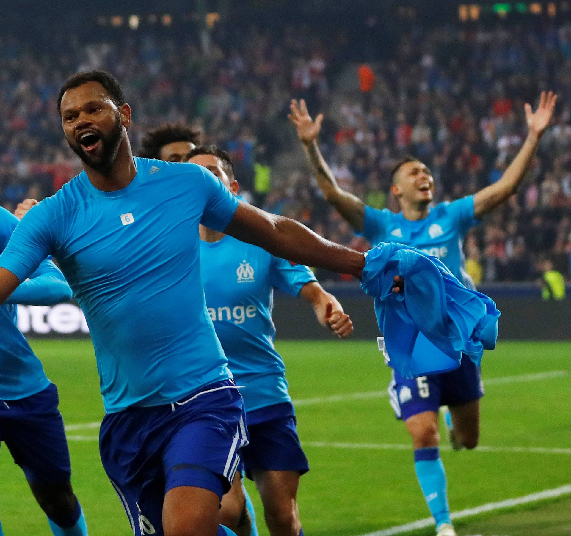 Europa League Semi Final Second Leg - RB Salzburg v Olympique de Marseille