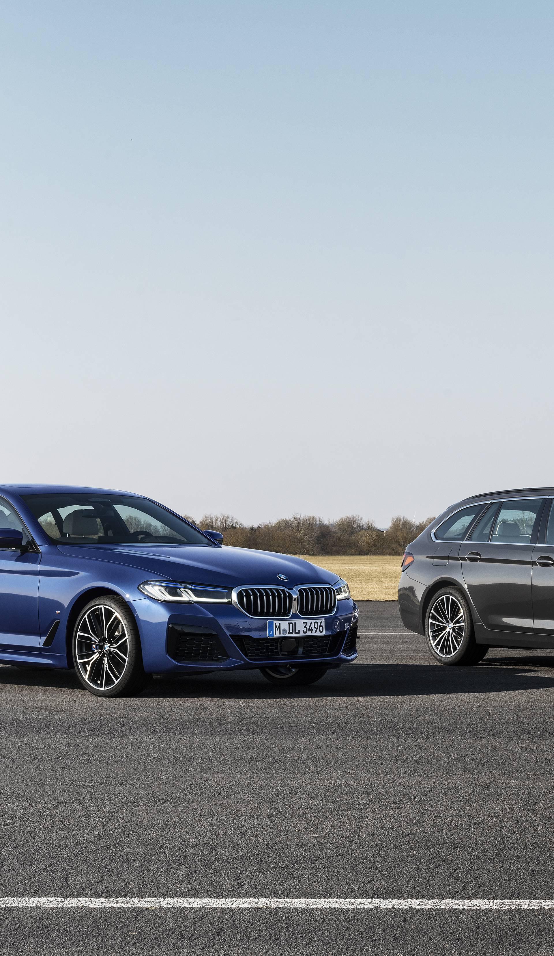 Stiže novi BMW serije 5 s mnogo novosti pod karoserijom