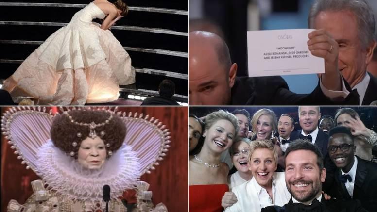 Ovi trenutci s dodjele Oscara zauvijek će ostati u sjećanjima