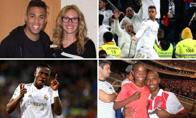 Vinicius Jr. je igrao futsal, a Mariano je katalonski 'uljez'