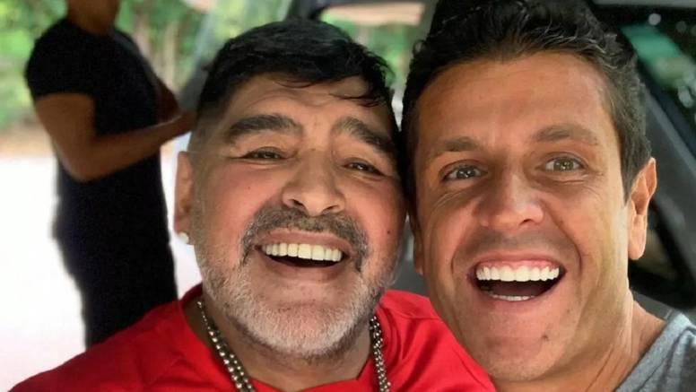 Diego je nazvao i rekao: Idem k mami i tati, Tanito. Umoran sam