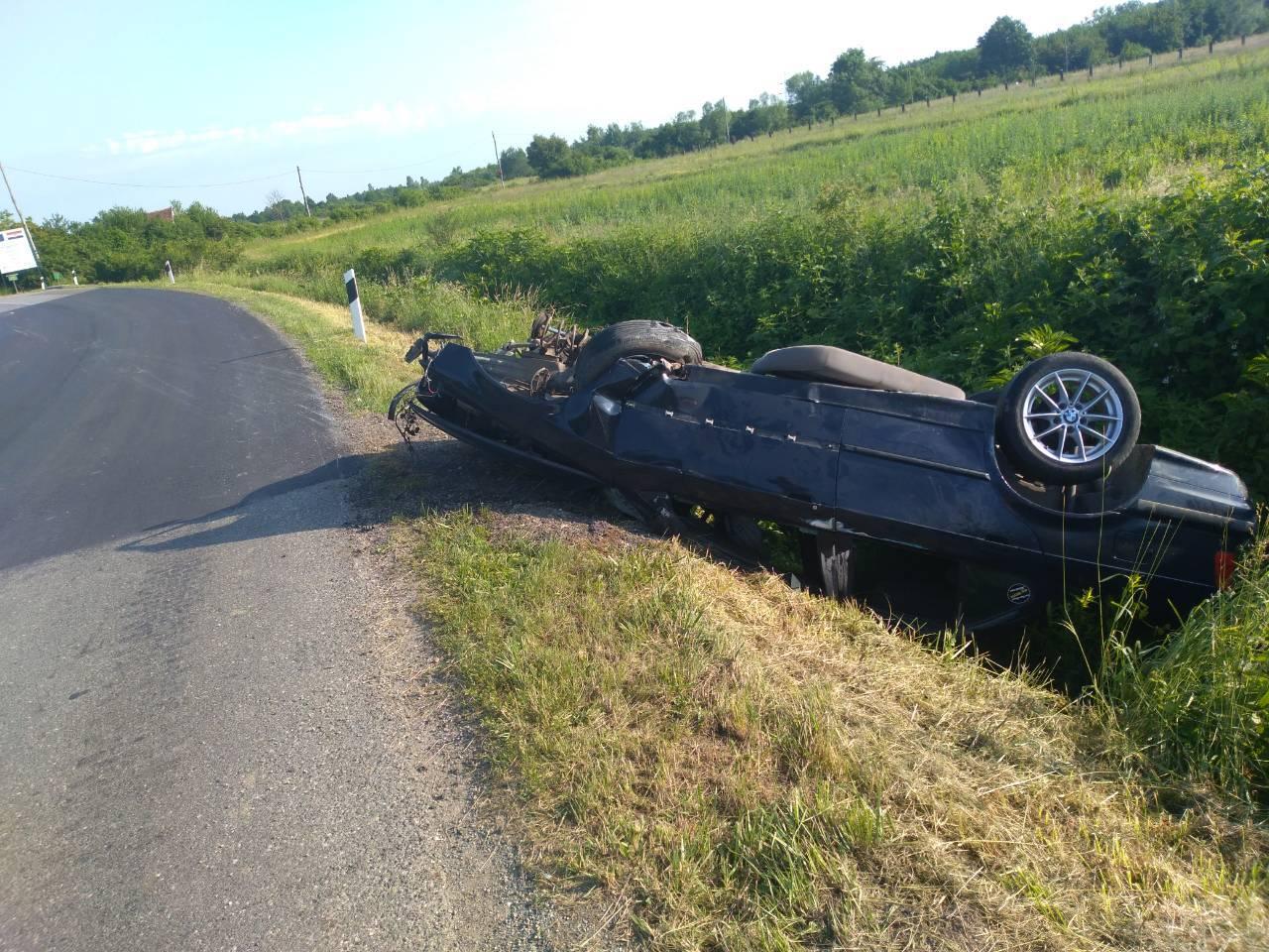 Troje ozlijeđenih: Vozio je pijan bez položenog vozačkog ispita