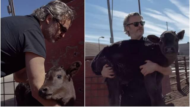 Nakon Oscara Phoenix spasio kravu i tele iz klaonice: 'Bravo'