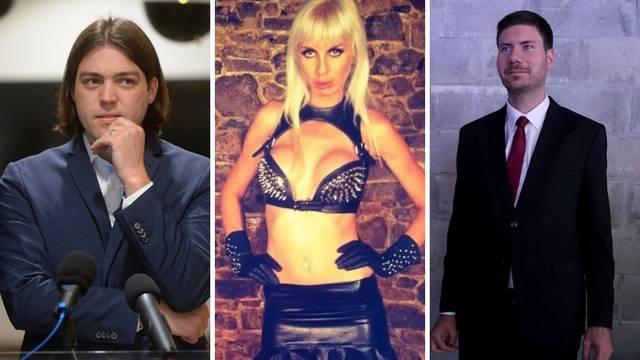 Bivša pornoglumica Alexa Wild ne želi Pernara i Vilibora: 'Zbog svoje guzice sad su opet skupa'