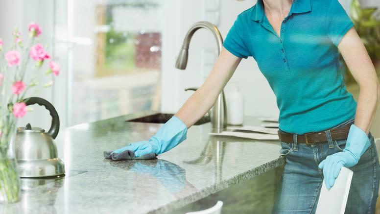 Kako očistiti mramor pravilno: Deterdžent za suđe - da ili ne?