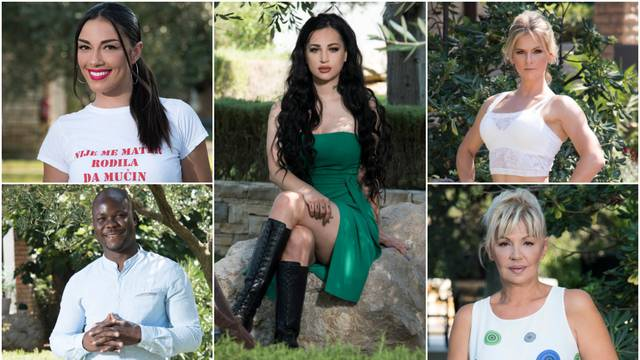 Kreće nova 'Farma': Po pobjedu idu Playboy Ena, Maja Bajamić, Marina Tomašević i Prince Wale