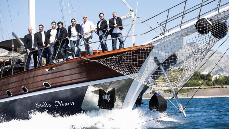 Ljeto za pamćenje: Velika  jadranska turneja klape Rišpet