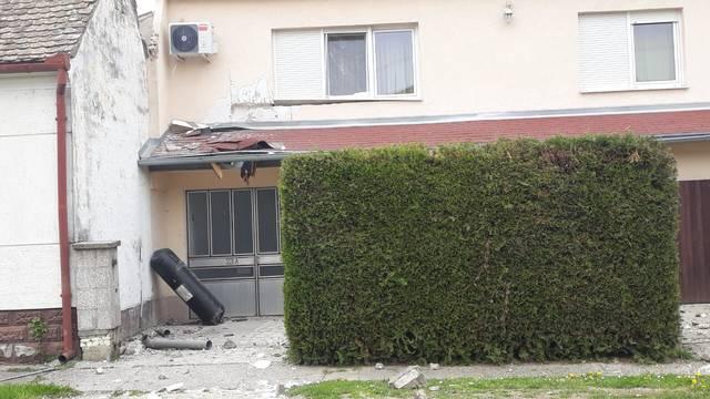 'Plinska boca nam je pogodila kuću kao granata tijekom rata'