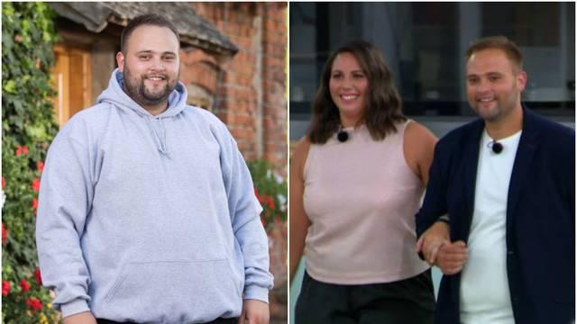 Matej iz 'Života na vagi' koji je zaveo asistenticu showa skinuo 45 kg: 'Želim biti suprug i otac'