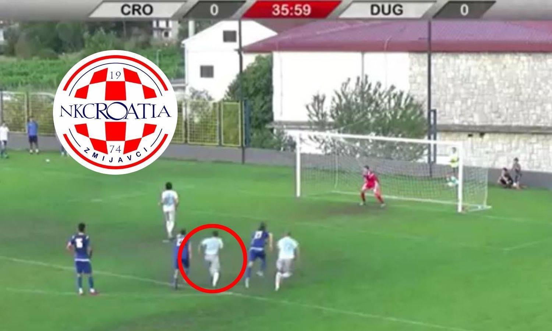 Momci iz Zmijavaca kao Messi i Suarez: Pogledajte ovaj penal!