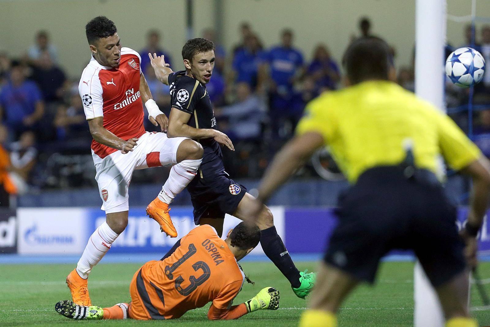 GNK Dinamo - Arsenal FC