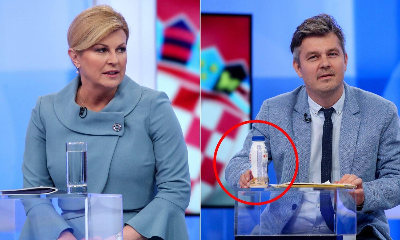 Majstor trolanja: Dario Juričan Kolindi u studio donio - jogurt!