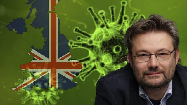 'Treba prikupiti još podataka o britanskom soju pa vidjeti što s epidemiološkim mjerama'