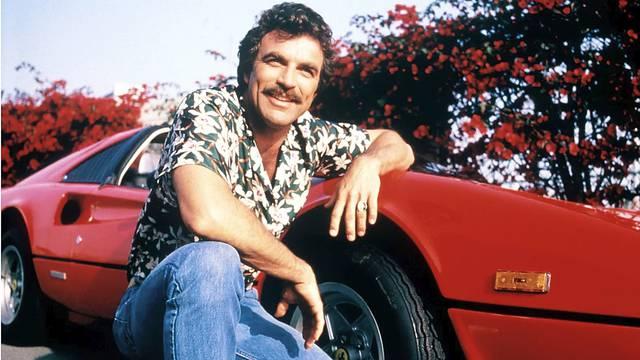 Brkovi, Ferrari i havajke bili su obilježje inspektora Magnuma
