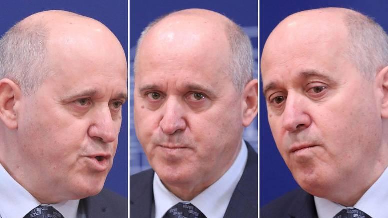 ANKETA Što je Bačić htio reći: 'HDZ je kriv za odgovornost osobe koja je bila odgovorna'